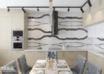Диляра 1эт гостиная кухня 20004