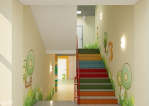 лестница 10000